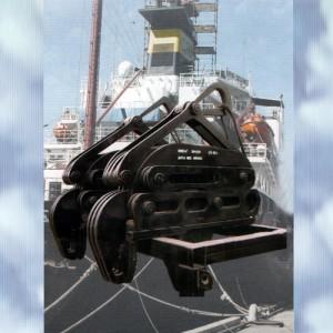 Клещи однорулонные под 16-тонные рулоны