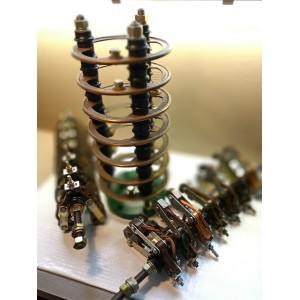 Кольцевой токоприемник кабельного барабана  (исполнение B)
