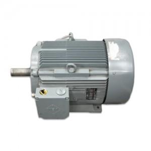 Электродвигатель с фазными ротором  K20R 132 M6 7.5kWt