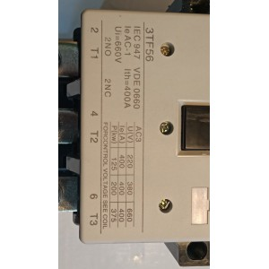 Контактор Siemens 3TF56