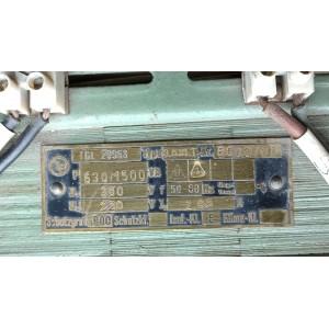 Трансформатор 0.63 LT (управление)